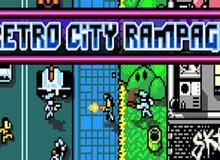 Retro City Rampage - Game 8 bit kinh điển đang được giảm giá, mua ngay kẻo lỡ