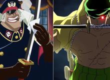 One Piece: Sau King Hỏa Hoạn, đối thủ hoàn hảo tiếp theo của Zoro sẽ là Shiryu Mưa của băng hải tặc Râu Đen