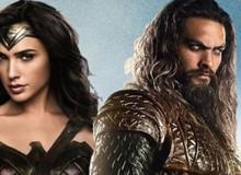 """Phát hiện một quả trứng phục sinh trong Aquaman: Ông vua biển cả đã từng """"hẹn hò"""" với Wonder Woman?"""