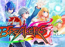 Dawn of the Breakers - Game online nhập vai đồ họa anime tuyệt vời sắp ra mắt