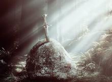 Mười thanh kiếm bí ẩn nhất trong lịch sử, riêng cái cuối dài gần 4m, nặng 15kg
