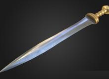"""Đây là những thanh gươm đã """"viết nên"""" lịch sử nhân loại"""