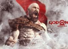 Đánh bại nhiều bom tấn đình đám, God of War trở thành game hay nhất thế giới năm 2018