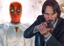 """Deadpool """"lầy lội"""" khẳng định """"chủ quyền"""" với chó cưng của John Wick trong Once Upon a Deadpool"""