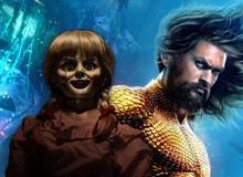 """Búp bê ma Annabelle sẽ sánh vai cùng """"ông vua biển cả"""" trong Aquaman"""