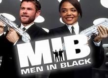 Hé lộ tiêu đề chính thức của Men in Black 2019