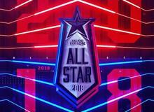 Lịch thi đấu chi tiết All-Star 2018 - Siêu Sao Đại Chiến 2018
