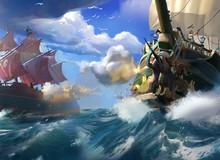 Game cướp biển 'cười rụng rốn' Sea of Thieves sẽ mở thử nghiệm ngày 24/1 này