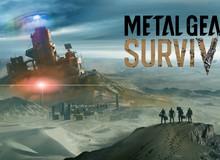 """Hắt hủi"" PC, Metal Gear Survive mở cửa miễn phí trên Console"