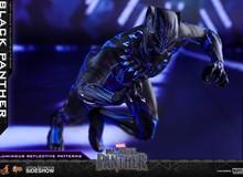 Chiêm ngưỡng mô hình siêu anh hùng Báo Đen Black Panther chân thực đến từng... lỗ chân lông