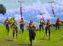 Vượt mặt PUBG, Fortnite Battle Royale trở thành game sinh tồn nhiều người chơi cùng lúc nhất thế giới