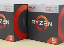 Ryzen 5 2400G và Ryzen 3 2200G chính thức ra mắt tại Việt Nam: Game thủ chẳng phải mua VGA rời vẫn chơi ngon