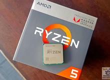 Đánh giá nhanh CPU AMD Ryzen mới: Chơi mượt game không cần card đồ họa rời, cơn ác mộng của game thủ đã chấm dứt rồi!