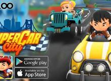 SuperCar City - Game đua xe vui nhộn đến từ cha đẻ Subway Surfers đình đám