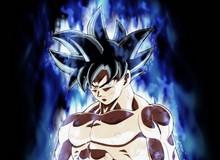 Dragon Ball Super: Hé lộ hình ảnh được cho là trạng thái Bản Năng Vô Hạn hoàn hảo của Goku