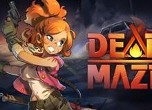Game đập zombie dễ thương Dead Maze sắp mở ngay ngày lễ tình nhân, quá vui cho dân FA