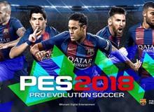 PES 2018 – Khi Konami đã chịu quay trở về giá trị cốt lõi
