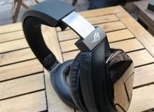"""Asus ROG Strix Fusion 500 - Tai nghe chơi game """"viễn tưởng"""" ra mắt ngay sau Tết Nguyên đán"""