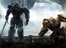 """Series phim Transformers sẽ được """"reboot"""" lại từ đầu"""