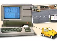 """Biến chiếc ô tô cũ thành con chuột máy tính lớn nhất thế giới! Ý tưởng """"hiện đại"""" mà vô cùng """"hại điện"""""""