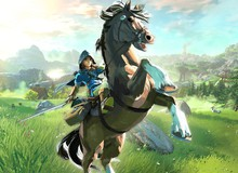Legend of Zelda và PUBG tiếp tục thắng lớn tại giải thưởng game đầu tiên của năm 2018