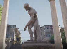 """Cười rụng rốn: Assassin's Creed Origins che hết """"phần nhạy cảm"""" của tượng cổ vì sợ bị phê phán"""