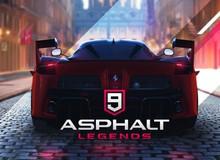 Asphalt 9: Legends - Phần mới nhất của siêu phẩm đua xe đình đám bất ngờ ra mắt