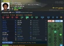 Đội hình xuất sắc nhất đại chiến Manchester United – Chelsea trong FIFA Online 3