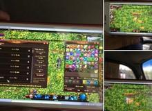 Tài xế đưa ra phát kiến chơi game PC trên điện thoại, tại sao không?