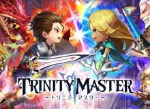 Trinity Master - Game thủ thành mới lạ đồ họa Chibi vừa được Square Enix hé lộ