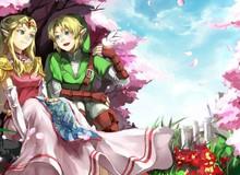 Lý giải cái tên game khiến nhiều người đau đầu: The Legend of Zelda hay The Legend of Link?