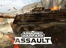 Armored Warfare: Assault - Game bắn tăng tuyệt đẹp sắp mở cửa, game thủ có thể đăng ký ngay bây giờ