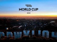 Lộ diện giải đấu World Cup của Liên Quân Mobile, với tổng giải thưởng hơn 11 tỷ đồng