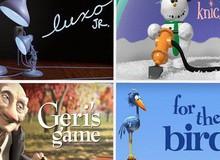 Pixar tiết lộ những bí mật thú vị bên trong các phim hoạt hình đình đám của mình
