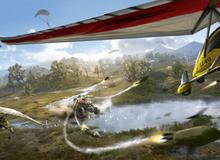 Rules of Survival đã cập nhật map 8x8 với 300 người chiến đấu cùng lúc
