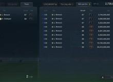 FIFA Online 3 - Những huyền thoại mới Roster Update đã xuất hiện: 7 tỷ EP cho Solskjaer!