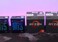 Thử nghiệm nhanh Ryzen 5 2400G và Ryzen 3 2200G tại Việt Nam: Đáp ứng tốt nhu cầu gaming cơ bản
