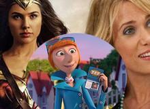 """Bạn gái """"Kẻ Cắp Mặt Trăng"""" đối đầu Gal Gadot trong """"Wonder Woman 2"""""""