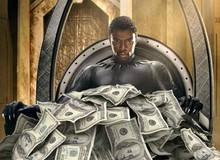 Black Panther cán mốc tỷ USD trên toàn cầu, đứng đầu phòng vé tại Mỹ