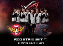 """ROG Strix SKT T1 Hero Edition - Laptop chơi game khủng có cả chữ ký của """"Quỷ vương"""" Faker, cả Việt Nam chỉ có 10 chiếc thôi!"""