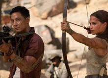 Điểm mặt dàn diễn viên có mặt trong bom tấn Tomb Raider