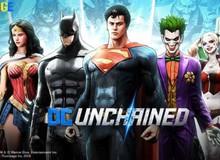 Siêu phẩm game di động DC Unchained mở cửa đăng ký sớm