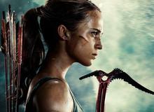 """Tomb Raider: Khi """"đả nữ"""" huyền thoại ai cũng yêu mến chỉ nên tồn tại trong game"""