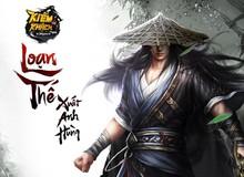 """Kiếm Khách VNG - Game """"ám sát Tần Thủy Hoàng"""" bất ngờ hé lộ ảnh Việt hóa"""