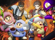 Đây là 20 nhân vật được fan ruột Nintendo muốn mang Super Smash Bros. lên Switch nhất, bạn biết mấy người?