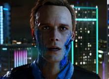 Detroit: Become Human, tựa game nói về người máy nổi dậy chống lại con người sẽ chính thức ra mắt trong tháng 5 tới