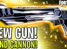 Fortnite - Hướng dẫn sử dụng Hand Cannon, vũ khí tối thượng sắp ra mắt