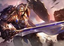 Liên quân Mobile: Thánh Kiếm + Song đao bão táp và 5 combo trang bị bá đạo nhất trong game