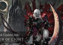 Heir of Light tung update mới ngay sau đợt thanh trừng đầu tiên