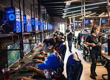 """Brustik icafe Vũng Tàu - Cyber game đẹp """"chết ngất"""" mới mở cửa tại Việt Nam"""